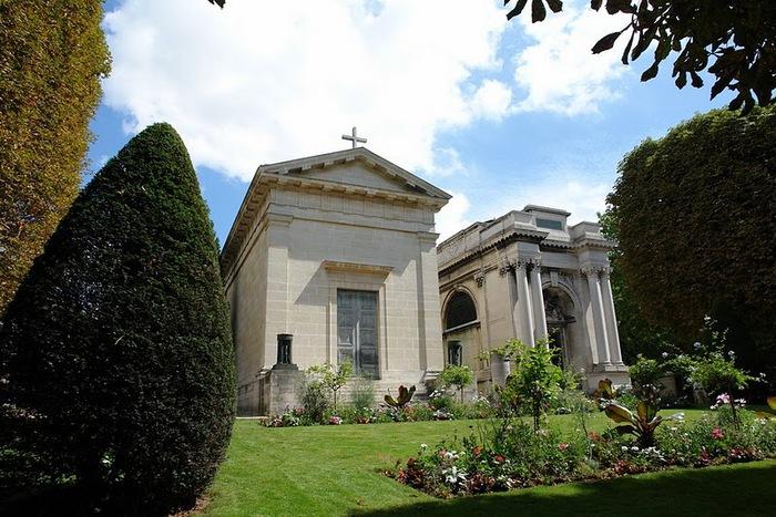 Кладбище Пер-Лашез 14770