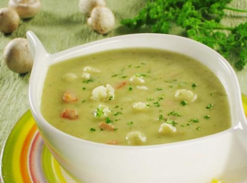супы из круп рецепты с фото
