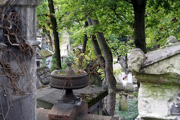 Кладбище Пер-Лашез 66781