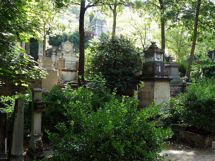 Кладбище Пер-Лашез 58968