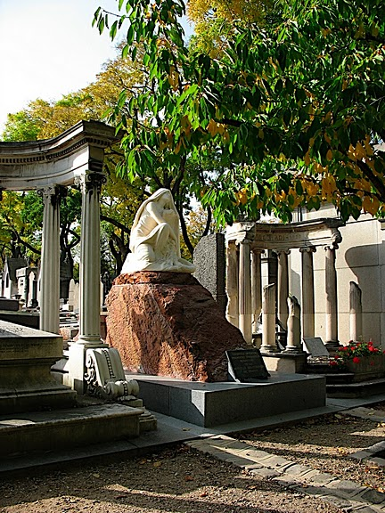 Кладбище Пер-Лашез 90869