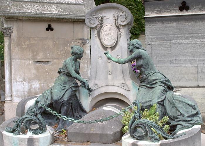 Кладбище Пер-Лашез 52135
