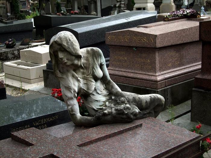Кладбище Пер-Лашез 23662