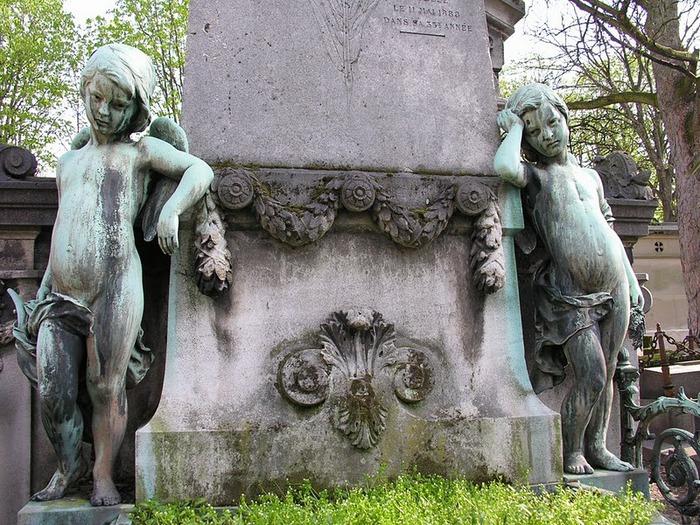 Кладбище Пер-Лашез 26675