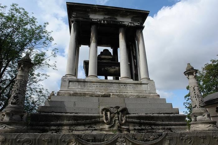 Кладбище Пер-Лашез 68812