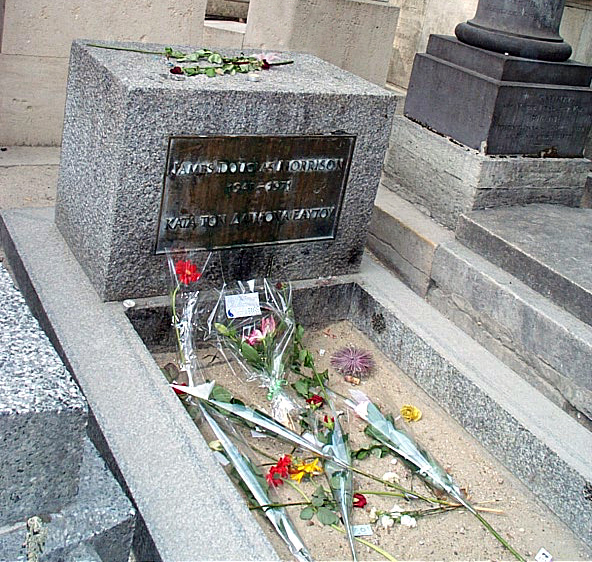 Кладбище Пер-Лашез 44500