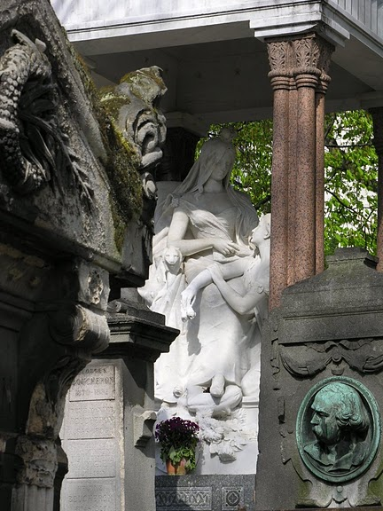 Кладбище Пер-Лашез 43715