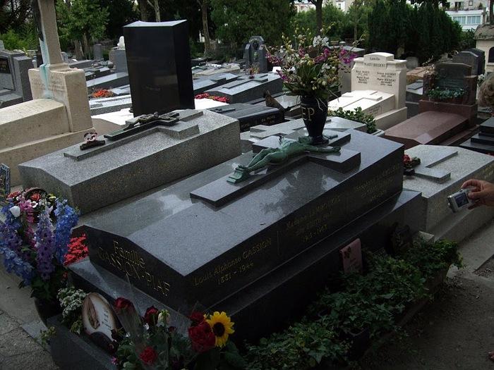 Кладбище Пер-Лашез 66130