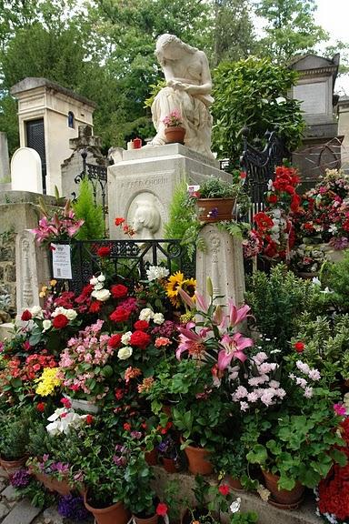 Кладбище Пер-Лашез 62392