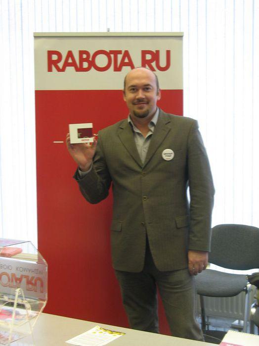 Специалист компании Websoft Андрей Смирнов