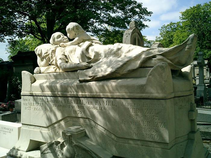 Кладбище Пер-Лашез 67185
