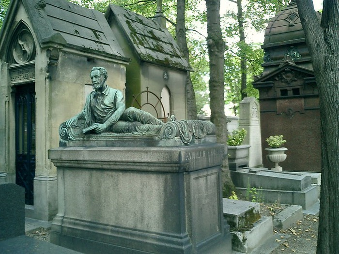 Кладбище Пер-Лашез 33904