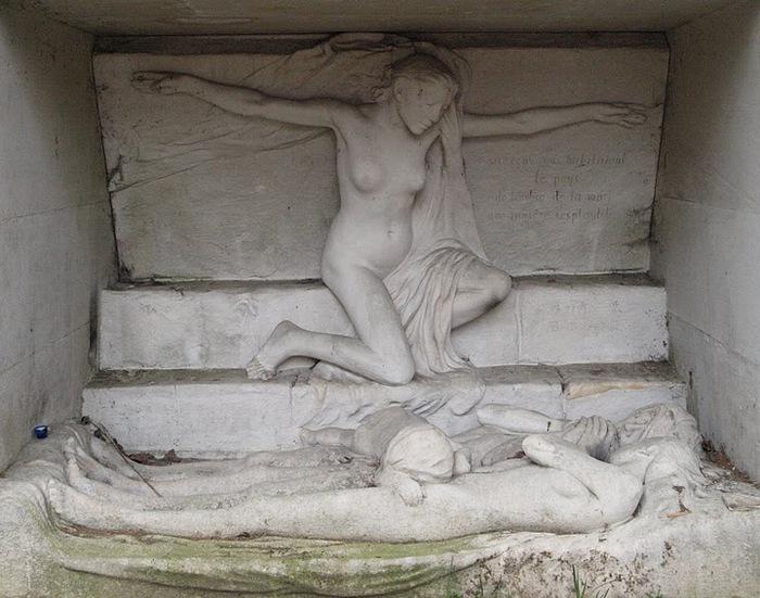Кладбище Пер-Лашез 45442