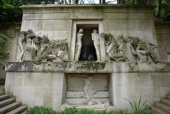 Кладбище Пер-Лашез 77634