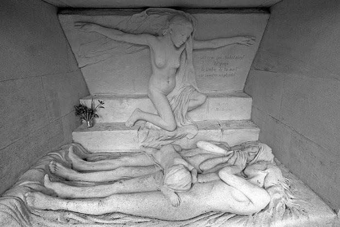 Кладбище Пер-Лашез 56857