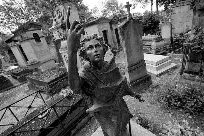 Кладбище Пер-Лашез 66586