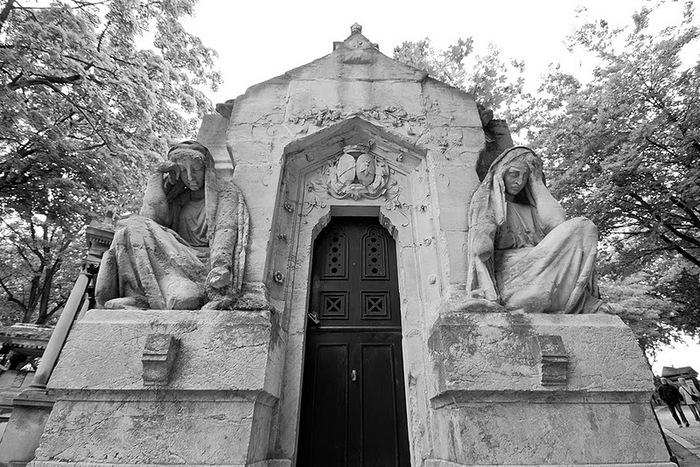 Кладбище Пер-Лашез 54483