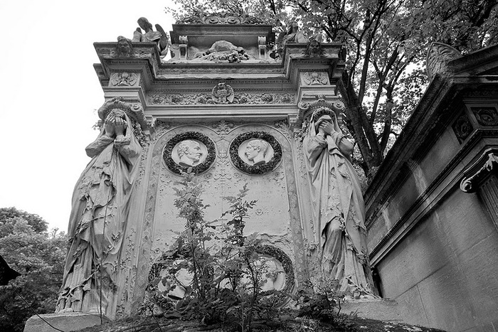 Кладбище Пер-Лашез 62048