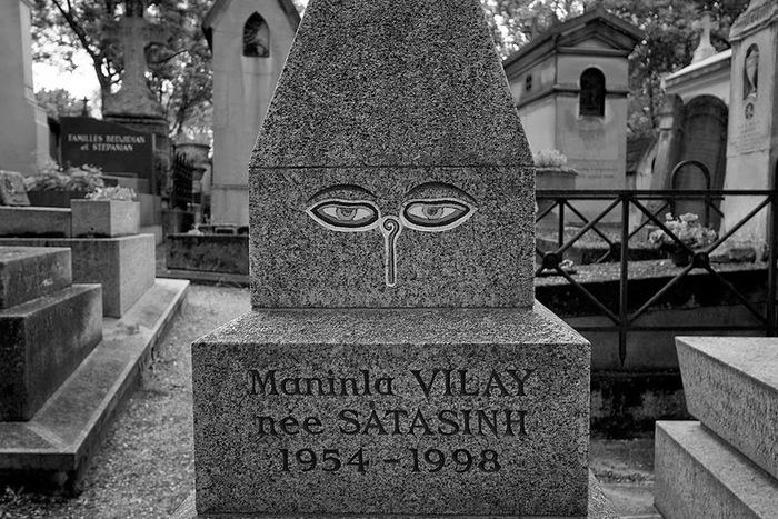 Кладбище Пер-Лашез 58580