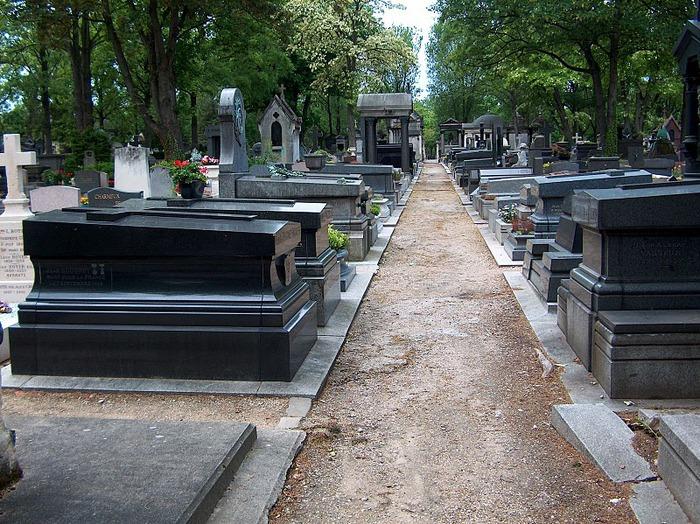 Кладбище Пер-Лашез 57535