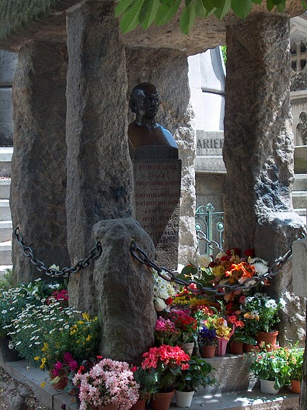 Кладбище Пер-Лашез 43810