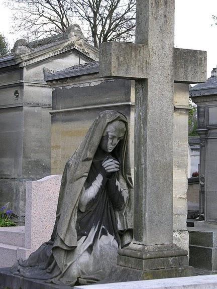 Кладбище Пер-Лашез 38145