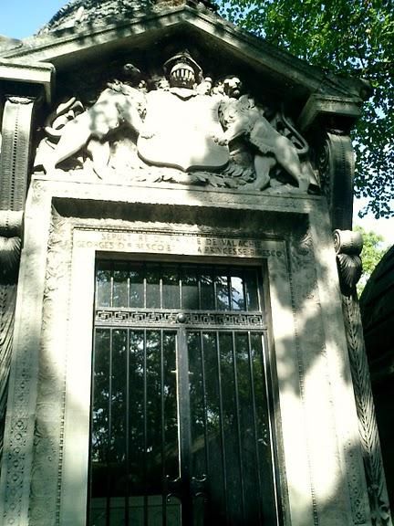 Кладбище Пер-Лашез 53727