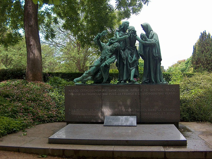 Кладбище Пер-Лашез 71382