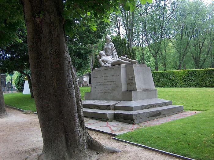 Кладбище Пер-Лашез 27771