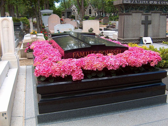 Кладбище Пер-Лашез 74633