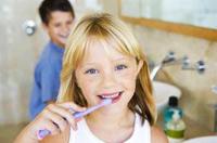 Хорошая привычка - чистить зубы