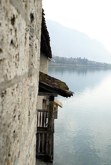 Шильонский замок (Швейцария) 81640