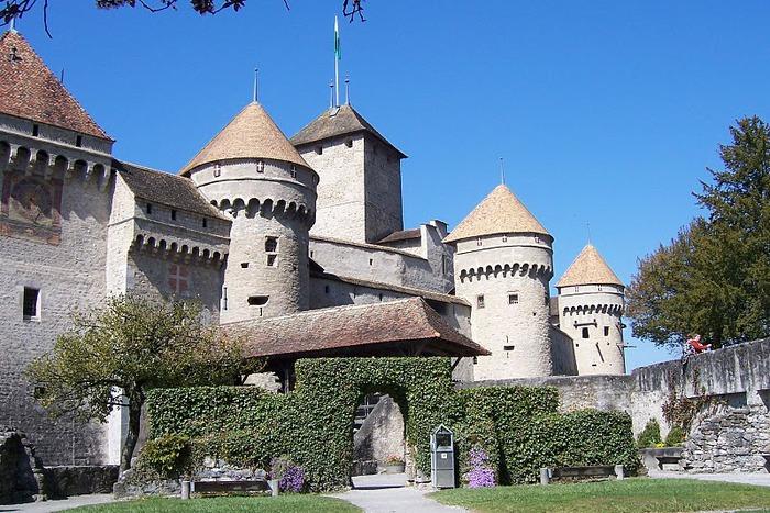 Шильонский замок (Швейцария) 41812