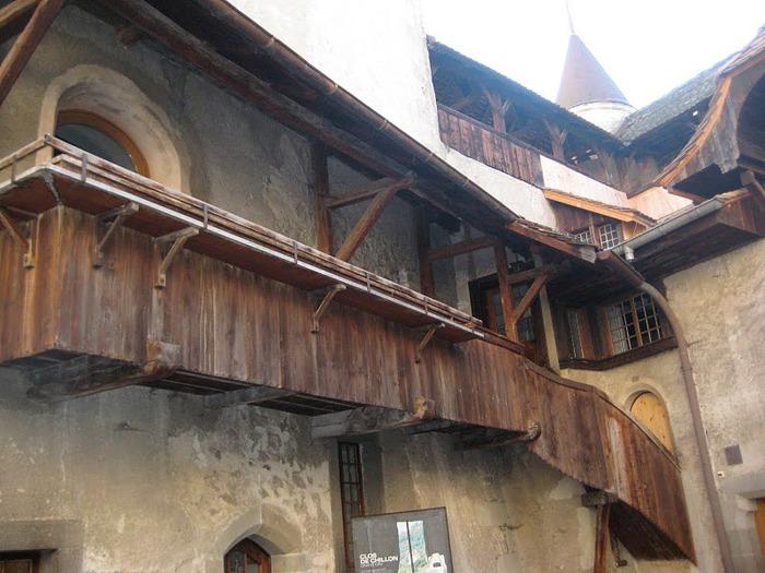 Шильонский замок (Швейцария) 68253