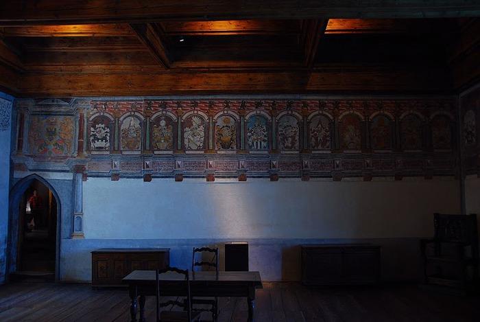 Шильонский замок (Швейцария) 48523