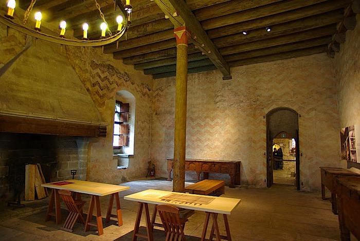Шильонский замок (Швейцария) 49487