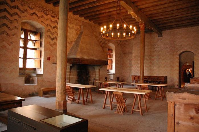 Шильонский замок (Швейцария) 55714