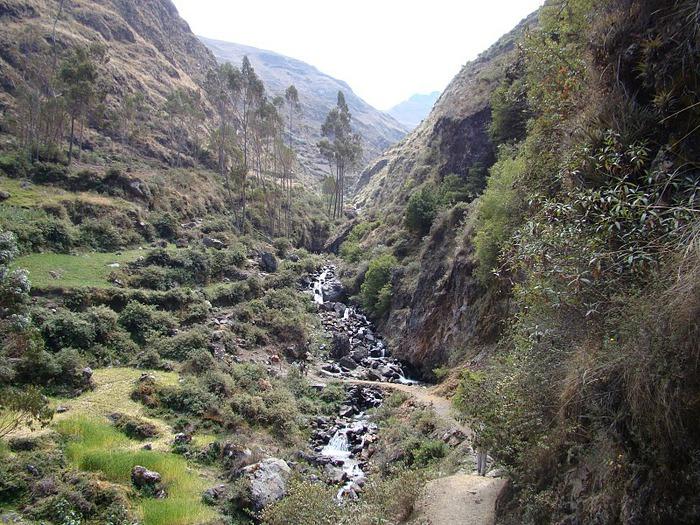 Кордильера Уайуаш (Huayhuash) 85007