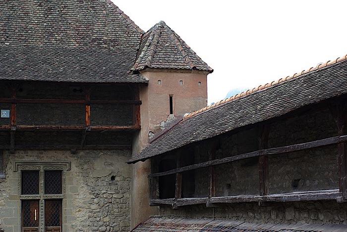 Шильонский замок (Швейцария) 12126