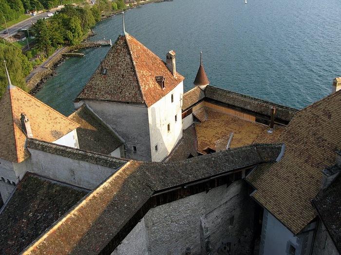 Шильонский замок (Швейцария) 68366