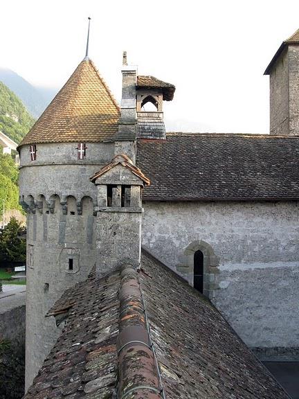 Шильонский замок (Швейцария) 57241