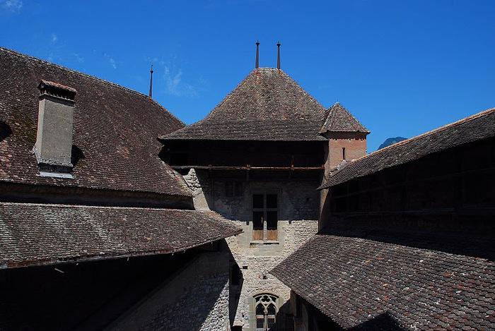 Шильонский замок (Швейцария) 39892