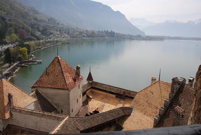 Шильонский замок (Швейцария) 36197