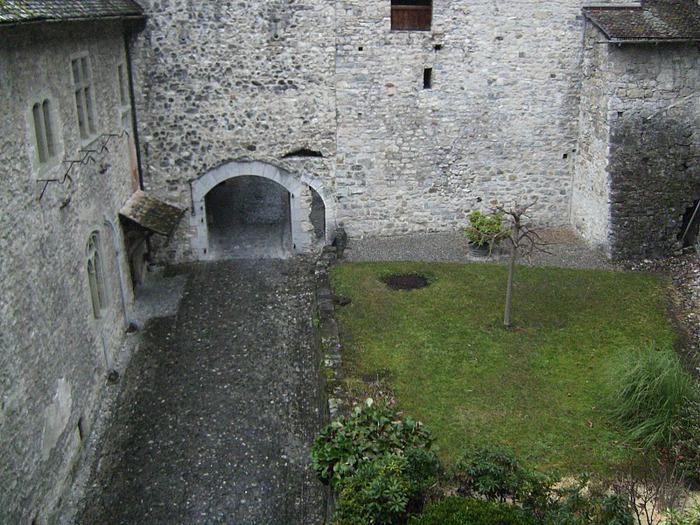 Шильонский замок (Швейцария) 41552