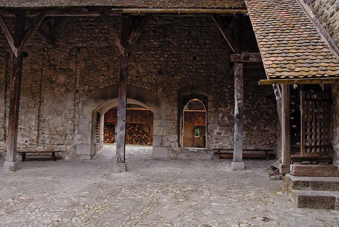 Шильонский замок (Швейцария) 87733