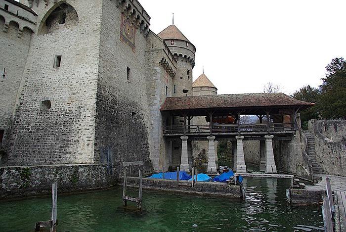 Шильонский замок (Швейцария) 80401