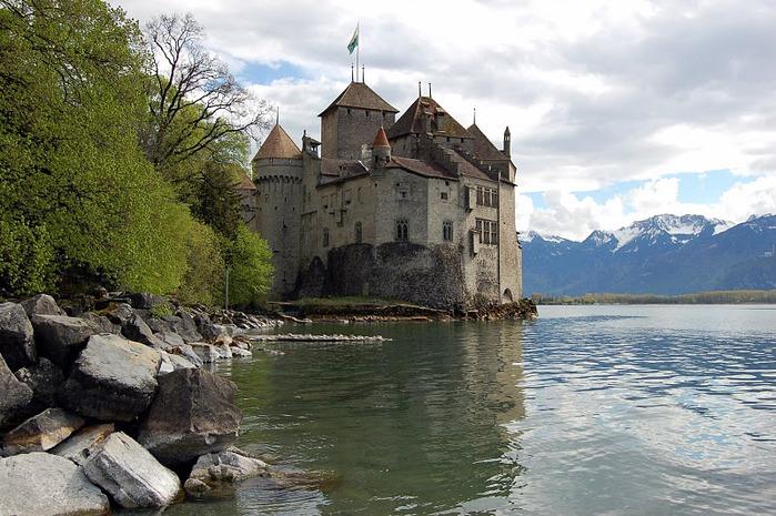Шильонский замок (Швейцария) 46041