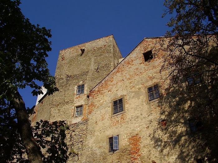 Замок Бухлов (Buchlov) 21388