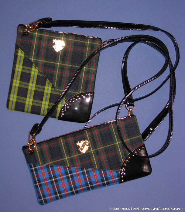 MAC A Tartan Tale Collection