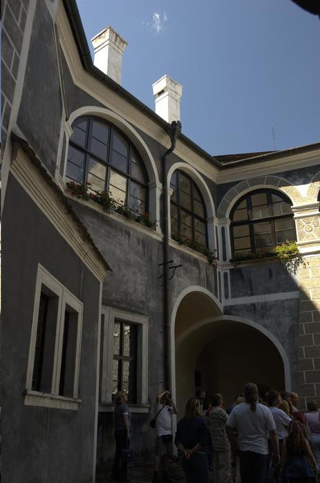 Замок Бухлов (Buchlov) 45555